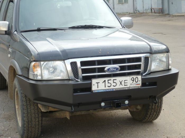 Передний силовой бампер Ford Ranger Old